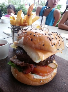 Burger from District 10