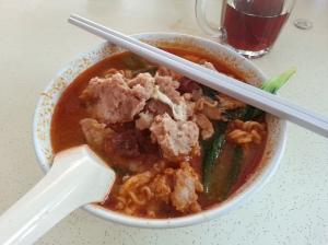 Spicy Ke Kou Mian