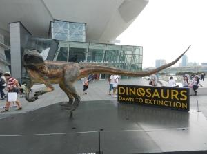 Dino welcome