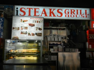 iSteaks Grill @ Holland Village
