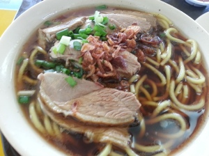 Braised Duck Noodles