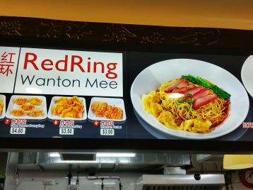 RedRing Wanton Mee