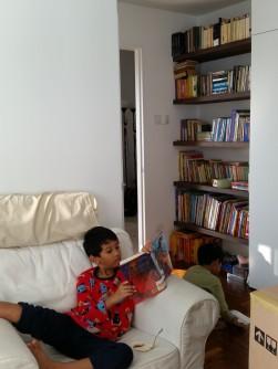 Bookish boys