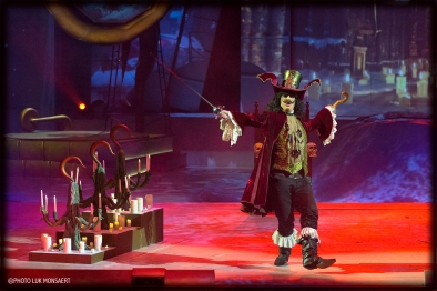 Captain Hook (Photo by Luk Montsaert)