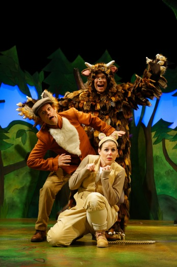 The Gruffalo, the Fox and the Little Brown Mouse