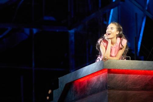 Cheryl Tan in SRT's Shakespeare in the Park - Romeo & Juliet